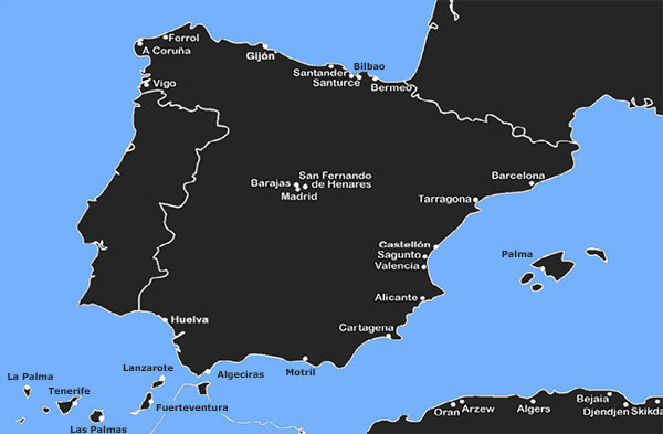The Spanish Network