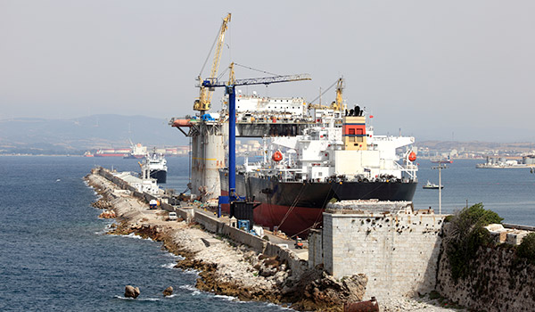 Turner Shipping - Port Agency - Dry Dock & Repairs