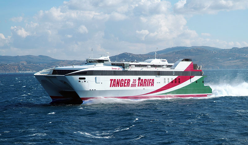 Turner Shipping - FRS Ferry